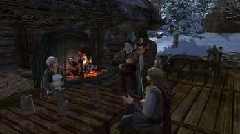 Lord of the Rings Online Update 11