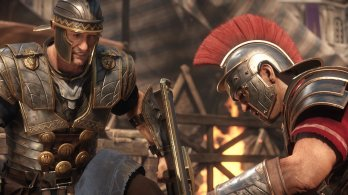 Ryse Son of Rome story screens
