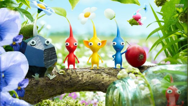 Face New Challenge Missions In Pikmin 3 Dlc Battle Enemies Gaming Trend