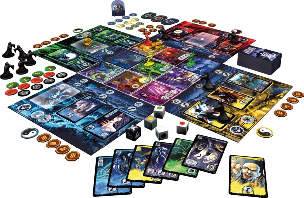 I ain't afraid of no ghosts — Ghost Stories Review – GAMING