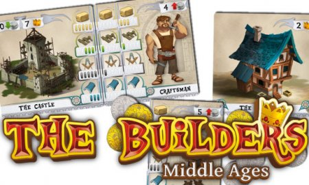 The Builders: Middle Ages - Banner