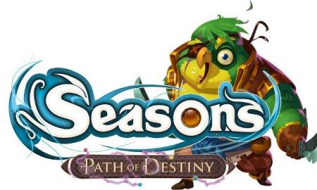 Seasons: Path of Destiny - Banner