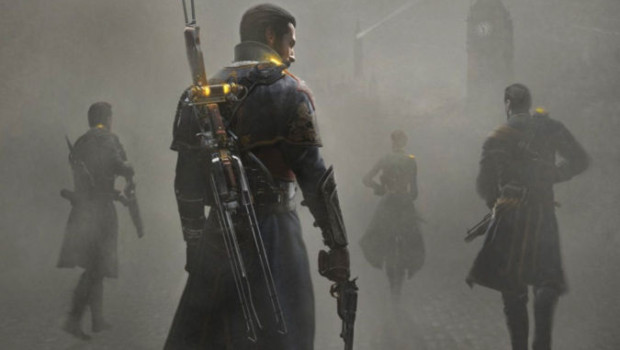 New Screens from The Order: 1886 Focus on Weaponry