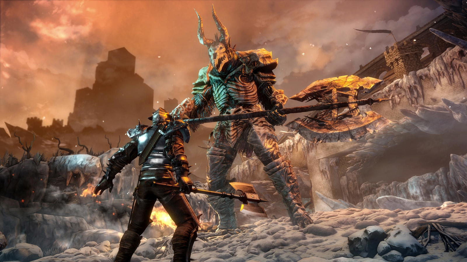 Bound by Flame – ambitious RPG, brutal combat, and painful