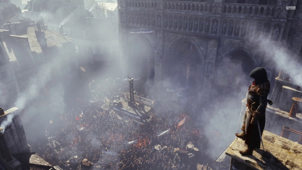 Assassin's Creed Unity Pushed Back to November