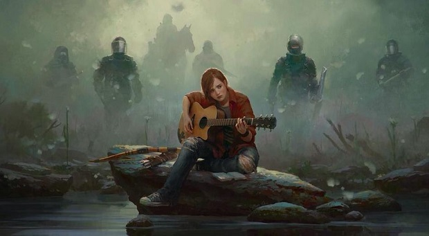 A Post-Game Scene from The Last of Us Performed at Live Event