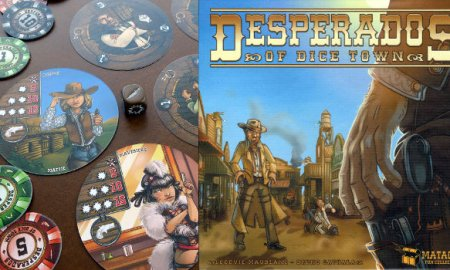 Desperados of Dice Town - Banner