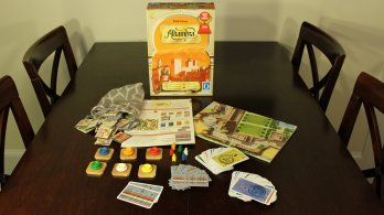 Alhambra Review