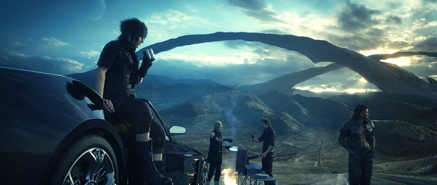Final Fantasy XV Will Be Around 40 Hours Long