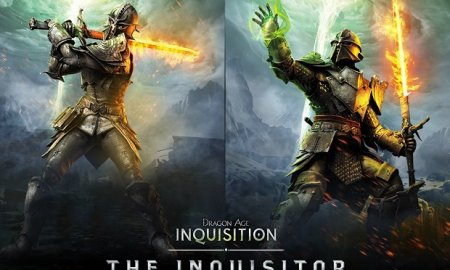 Bioware releases new art of Dragon Age: Inquisition's cast