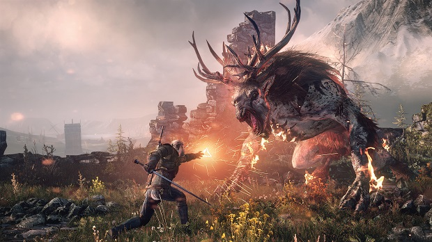 Get a Glimpse into How You'll Traverse the World of The Witcher 3