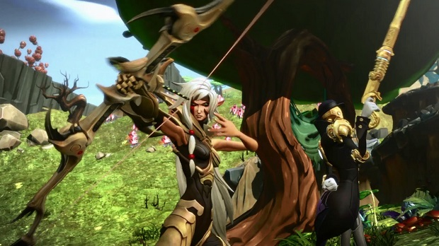 Gearbox Releases World Premiere Footage of Battleborn