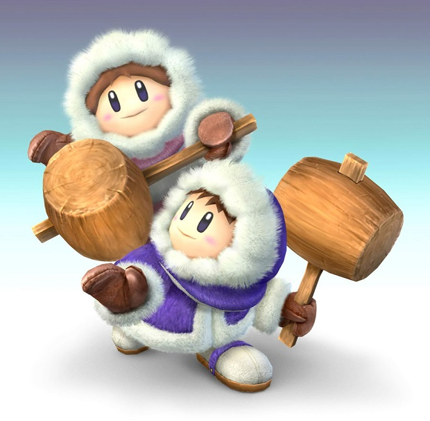 Nintendo Talks One of Smash Bros. Wii U/3DS' Absent Fighters