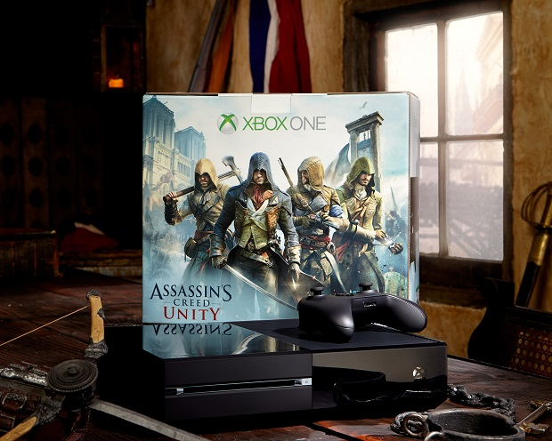 Microsoft Confirms Assassin's Creed Xbox One Bundles