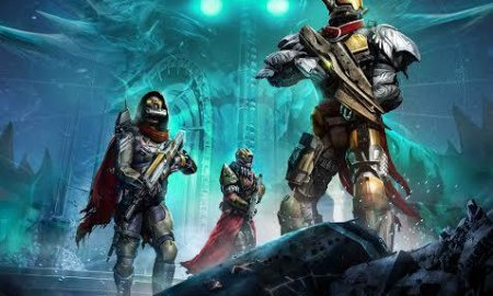 Destiny's Dark Below DLC Gets Release Date and Full Content Details