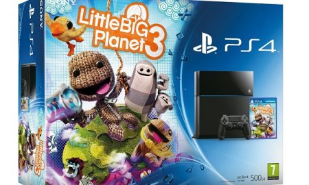LittleBigPlanet 3 PlayStation 4 Bundle Appears Online