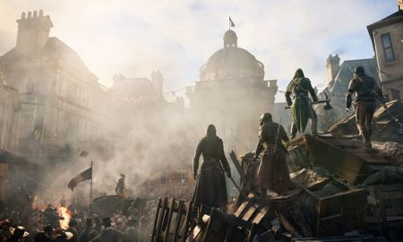 Assassin's Creed Unity's TV Spot Focuses on a United Society