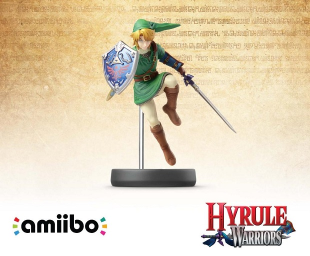 Link Amiibo Will Be Compatible with Hyrule Warriors