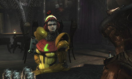 Check out Bayonetta 2's Metroid-Themed Costume