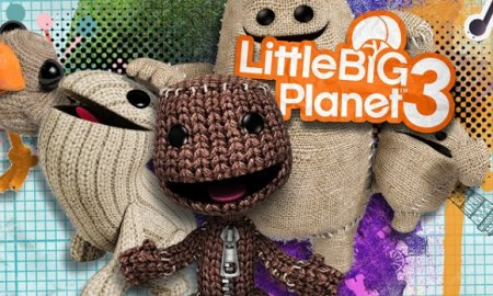 Meet LittleBigPlanet 3's Toggle