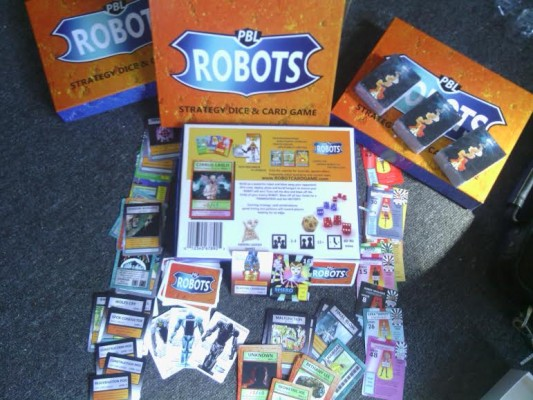 PBL Robots 2