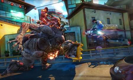 Microsoft Releases New Sunset Overdrive Commercial
