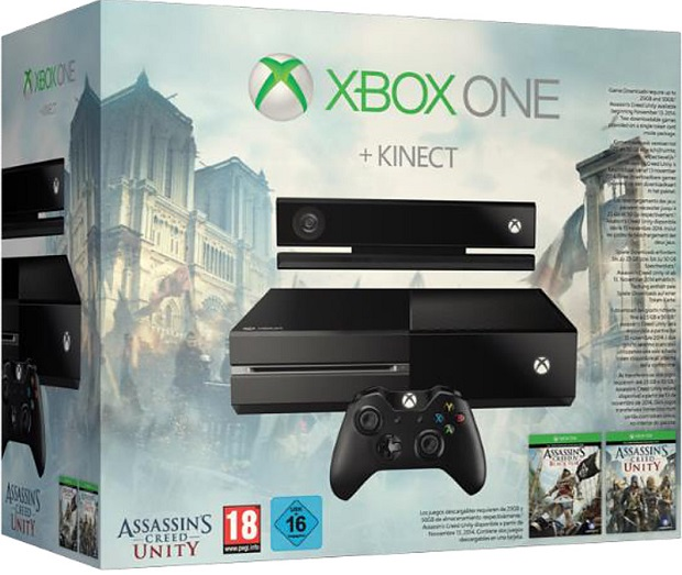 Listings for Assassin's Creed Unity Bundles Appear Online
