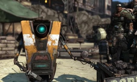 2K Showcases Claptrap in Borderlands: The Pre-Sequel with New Commentary
