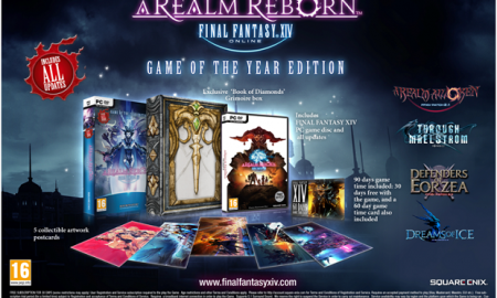 Square-Enix Releasing a GOTY Edition for Final Fantasy XIV: A Realm Reborn