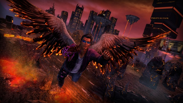 Latest Saints Row: Gat Out of Hell Trailer Shows Mayhem in the Underworld
