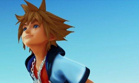 Kingdom Hearts 2.5 HD Promo Vid Shows Tetsuya Nomura Drawing Sora