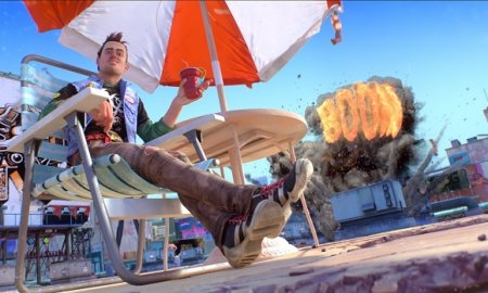 Insomniac Recreates Sunset Overdrive's Weapons for Real World Mayhem
