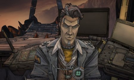 Check Out What It's Like to Be Handsome Jack in Borderlands: The Pre-Sequel