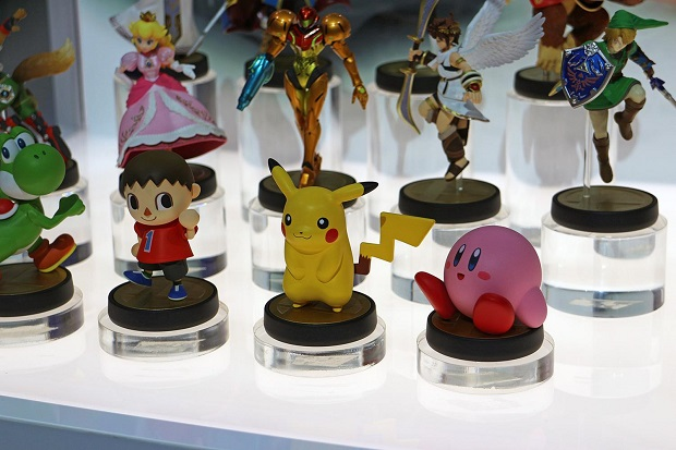 Amiibo Figures Could Be Smaller and Card-Based in the Future