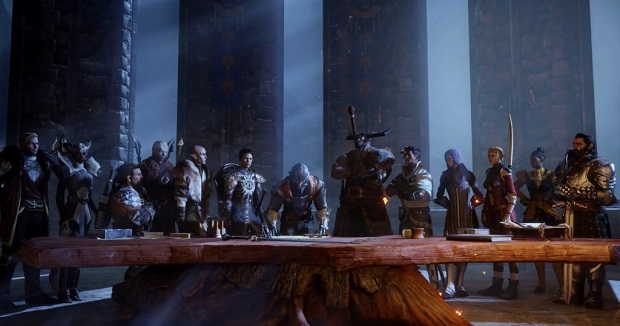 Bioware Looking into Dragon Age: Inquisition Party Banter Silence