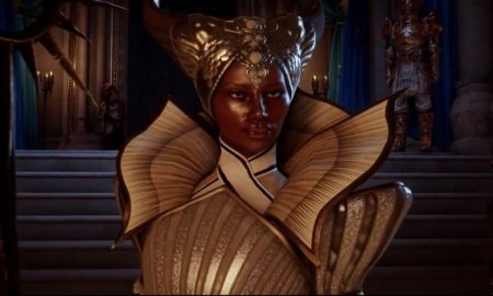 Vivienne Shows Off Her Magic in Latest Dragon Age: Inquisition Trailer