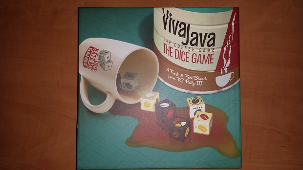 Viva Java: The Coffee Game: The Dice Game