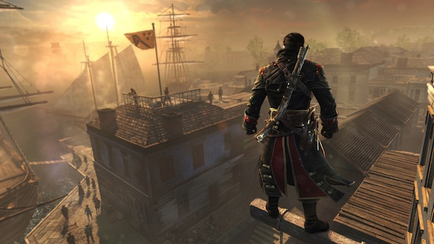Assassin's Creed: Rogue Launch Trailer Released Ahead of Launch Tomorrow