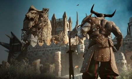Iron Bull Storms the Battlefield in Lastest Dragon Age: Inqusition Trailer