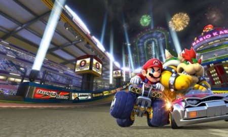 Amiibo Figures Will Unlock Mii Costumes in Mario Kart 8