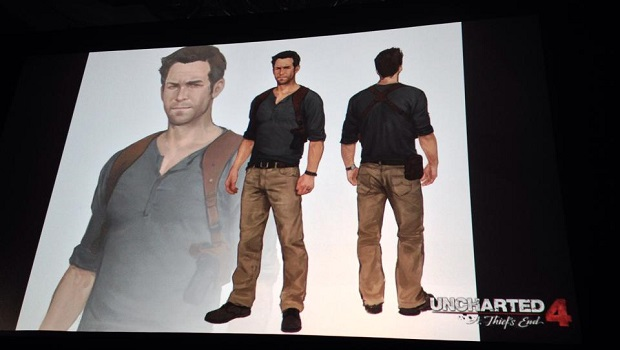 How Naughty Dog Approached Bringing Nathan Drake To The
