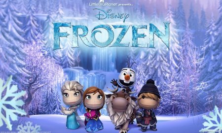 LittleBigPlanet 3 Gets Disney's Frozen Costume DLC