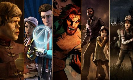 TellTale Collection Comes to Xbox One