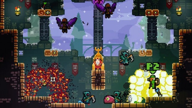 Spencer Campbell's Top 10 Games of 2014