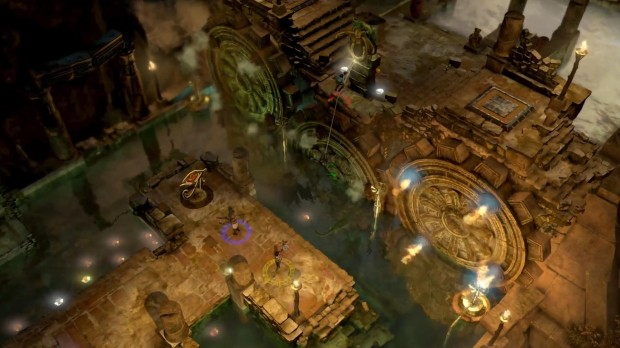 The puzzles are fun and remind me of the old Tomb Raider days