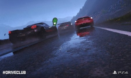 Driveclub's Redline DLC Detailed
