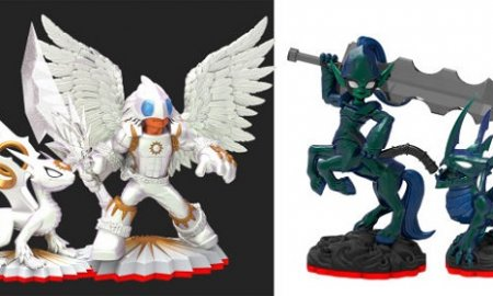Skylanders Getting Two New Elements This Month