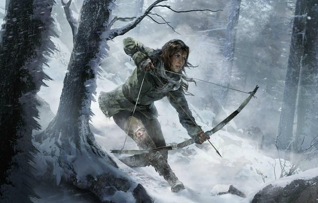 Microsoft is Publishing Rise of the Tomb Raider