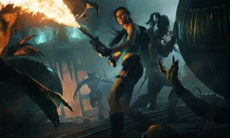 Icy Death DLC Now Available for Lara Croft and the Temple of Osiris