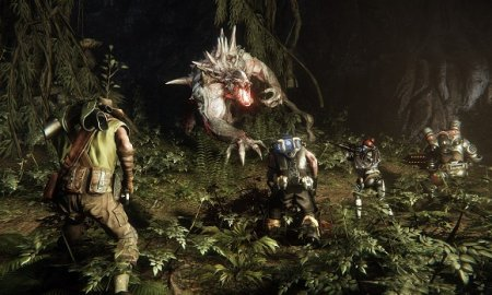 Turtle Rock Walks You Through Playing Evolve in Latest Trailer
